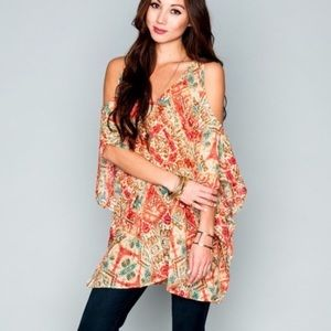 Show Me Your MuMu Tops - SMYM peta-boo tunic